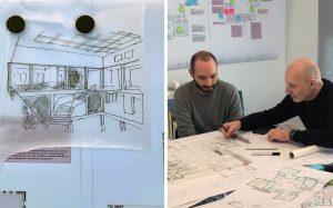 Matern Architekten · Workshop Innenarchitektur InnovationSpin Lemgo