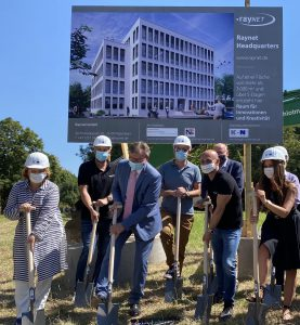 Matern Architekten Paderborn Raynet Headquarter Technologiepark